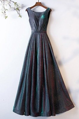 Special Ombre Black Green...