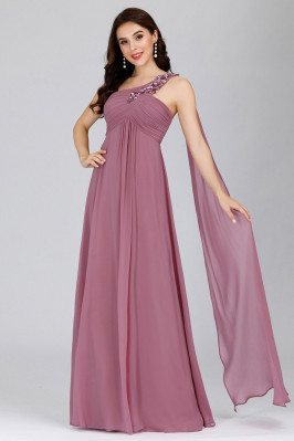 Goddess Flowy One Shoulder...