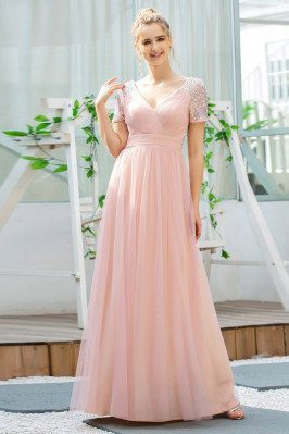 Sweet Aline Pink Tulle...