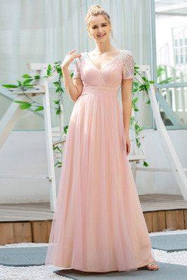 Sweet Aline Pink Tulle...