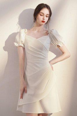 Lovely Short White...