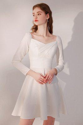 Elegant Little White Party...