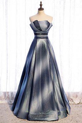Fatasy Ombre Blue Prom...