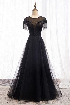 Formal Long Black Evening...