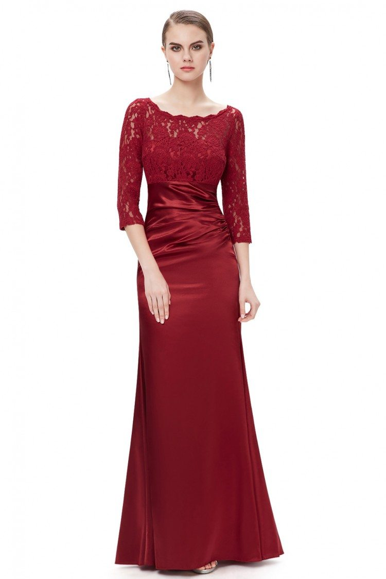 Scalloped Sequin Dress