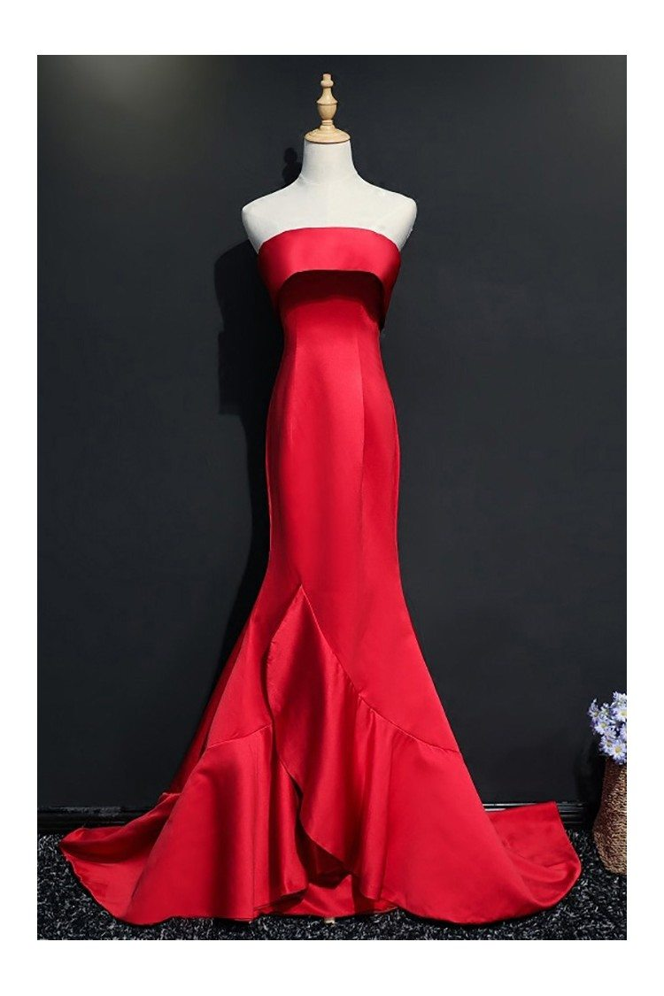 Formal Mermaid Evening Dresses