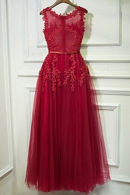 Popular Hot Red Embellished Fitted Party Dresses from China sha667