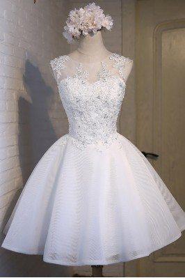 Gorgeous White Ballgown...