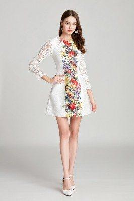 Modest Fashion Printed...