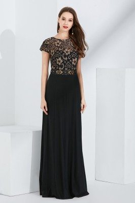 Strapless Ombre Pattern Prom Dresses with Rhinestones shd113
