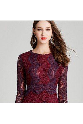 Blue Jeweled One Shoulder Long Prom Dresses shd127
