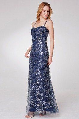 Gold One Sleeved Long Pleated Formal Evening Dresses scy069