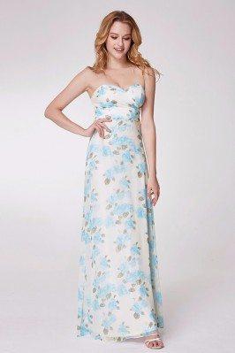 Butterfly Design Lavender Long Evening Dress shd249