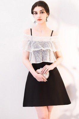 Short Black and White...