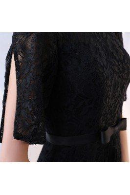 Little White High Neck Simple Short Dress DK244