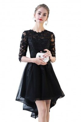Chinese Cheongsam Inspired Sequined Dress with Cap Sleeves CK377