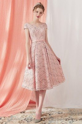 Vintage Lace Pink Party...
