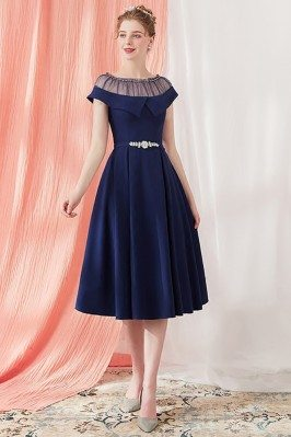 Vintage Navy Blue...