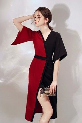 Classy Black And Red Color...