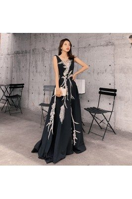Formal Long Black With...